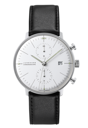 Max Bill Chronoscope 027/4600.00