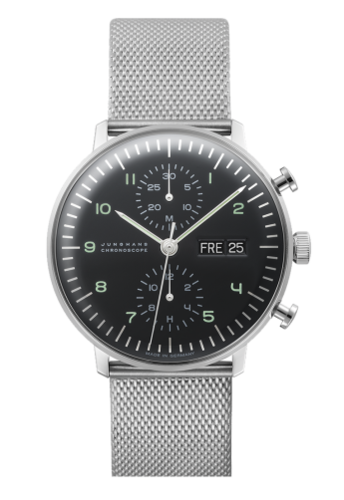 Max Bill Chronoscope 027/4500.00