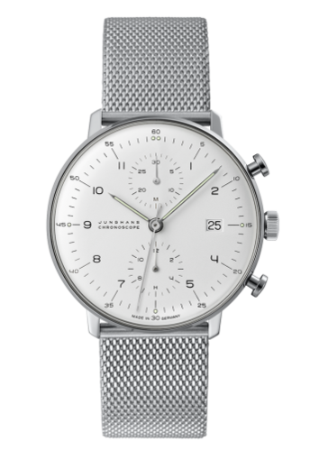 Max Bill Chronoscope 027/4003.00